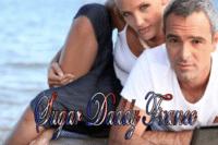 jeune fille avec homme mûr couchée couple sugar daddy France